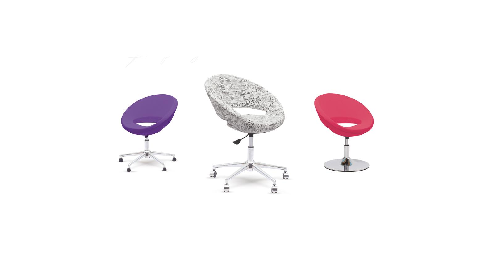 Papatya Ofis Sandalyeleri