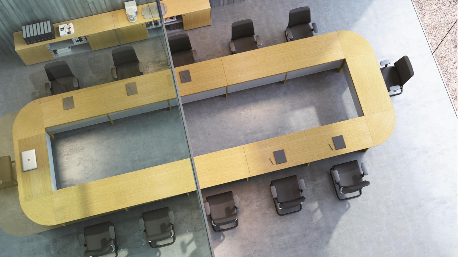 Serius Toplantı Masası